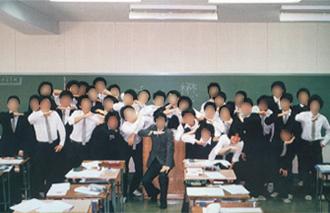 聖光学院中学校・高等学校(平成8年4月~平成14年3月)