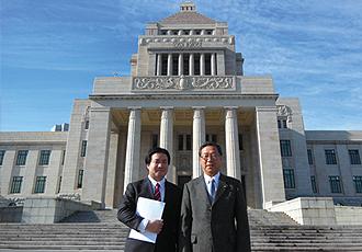参議院議員公設第一秘書秘書(平成25年7月〜平成26年11月)